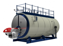 Oil Gas Fired Steam Boiler