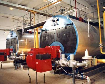 Steam Boiler for Sugar Plant